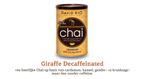 Giraffe Decaffeinated